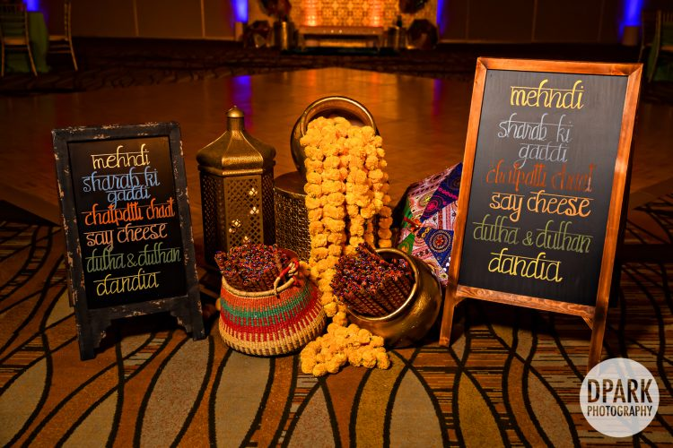 hilton-anaheim-indian-sangeet-wedding