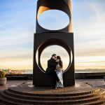 Seattle Engagement | Thinh + Sean