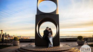 Seattle Engagement | Thinh + Sean