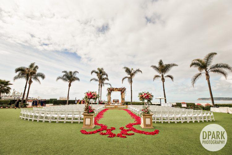 hotel-del-coronado-indian-wedding-ceremony-decor