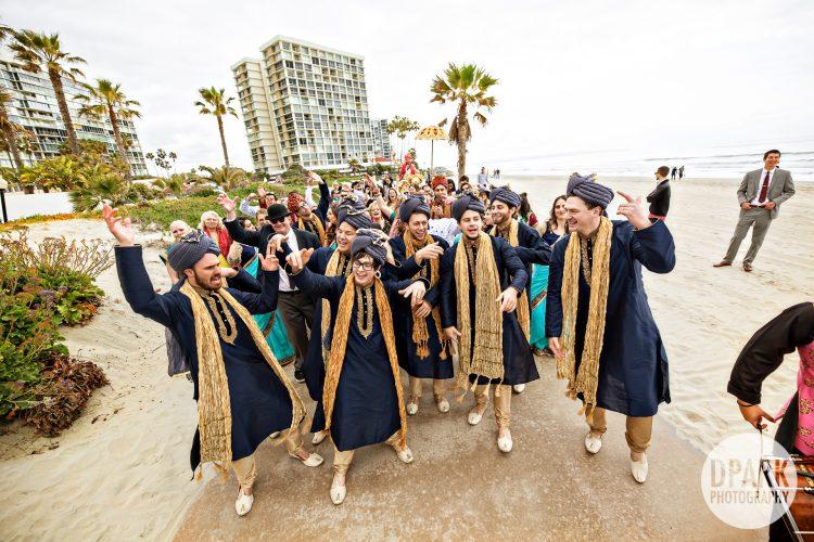 san-diego-wedding-baraat-photographer