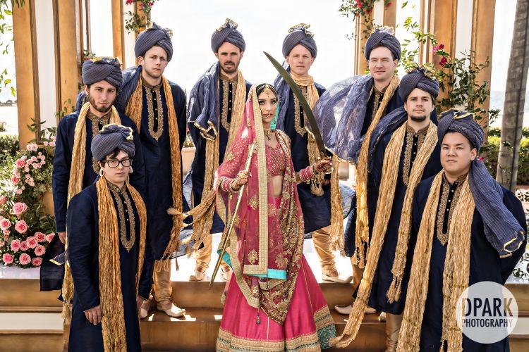 hotel-del-coronado-indian-wedding-groomsman